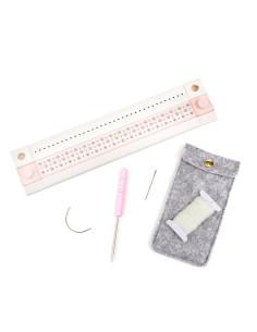 WeR Binding Tool. Pink Paislee