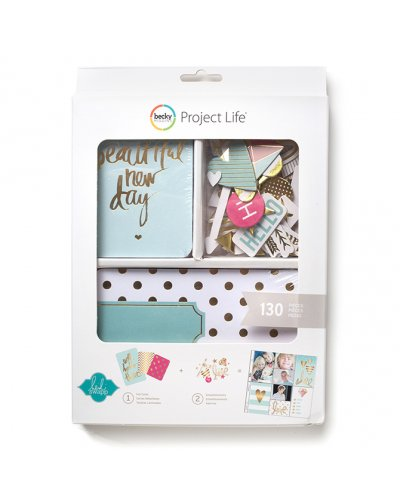 Project life pack Heidi Swaap, Clear