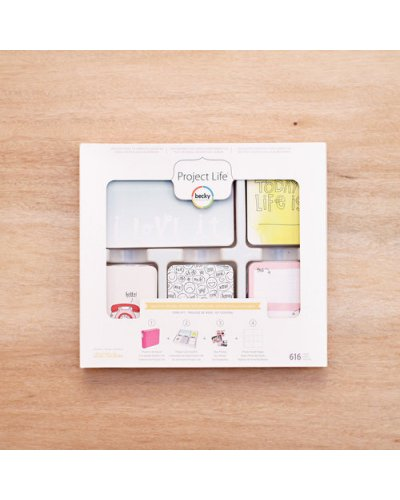 Project life Core Kit , Charming