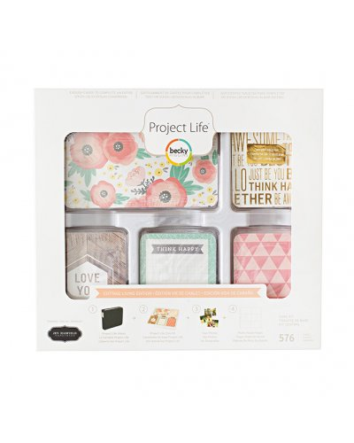 Project life Core Kit , Cottage Living