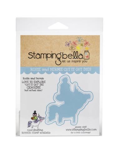 Troquel StampingbellaRosie & Bernie Under The Sea