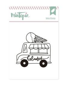 Sello Mintopía, Camión helados