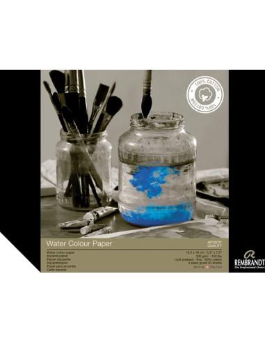 Rembrand Premium block acuarelas 24x32