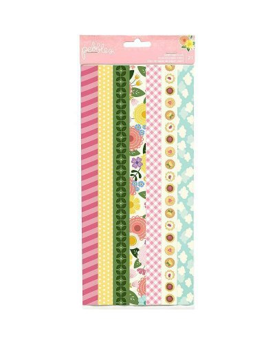 Libro Washi tape, PebblesPuffy, Tealightful
