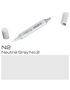 Copic Sketch N1 Neutral Gray 1