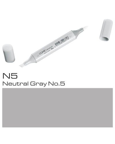 Copic Sketch N3 Neutral Gray 3