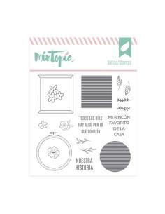 Mintopia sello Mi letterboard