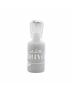 "Nuvo Glitter Drops ""Silver Crystals"""