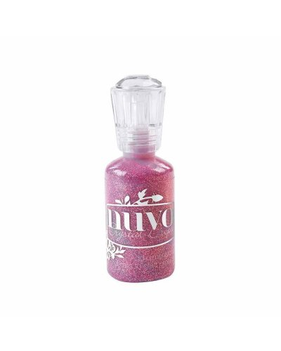 """Nuvo Glitter Drops """"Pink Champagne"""""""