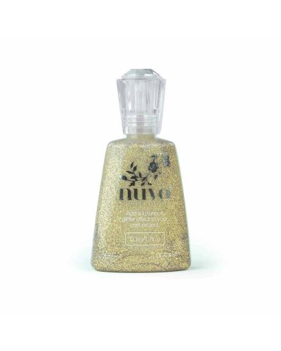 """Nuvo glitter accents """"Aztec Gold"""""""