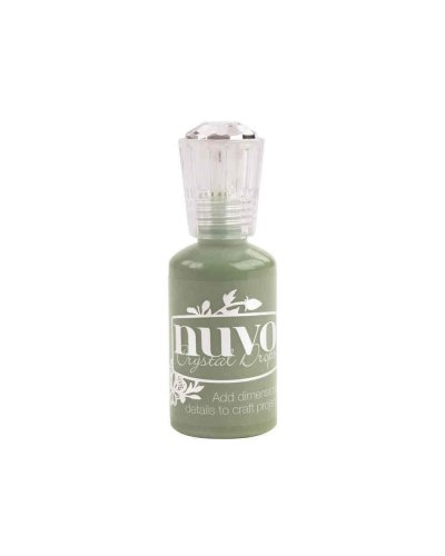 """Nuvo Crystal drops """"Olive Branch"""""""