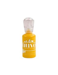 """Nuvo Crystal drops """"English Mustard"""""""