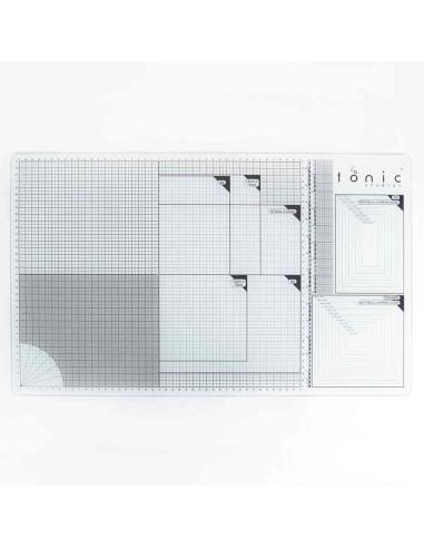 Plantilla de corte de cristal A3 - Surfaces - Tonic Estudios