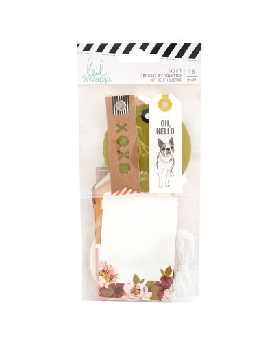 Die Cuts Heidi Swapp, Honey&Spice, tags