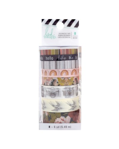 Washi Tape Heidi Swapp, Honey&Spice