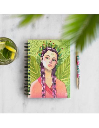 Cuaderno Esther Gili , Ivy