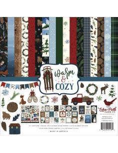 Kit 12´ Echo Park, Warm & Cozzy