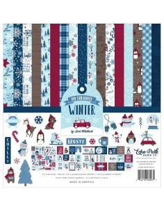 Kit 12´ Echo Park, My Favorite Winter