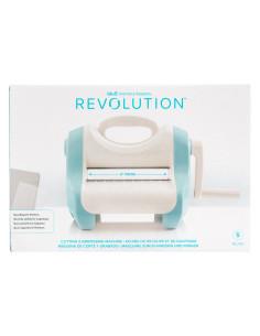 WeR Revolution, máquina corte y grabado