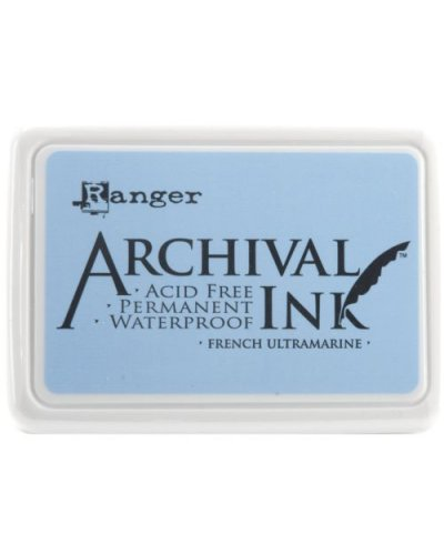 Tinta Archival French Ultramarine