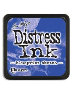 Tinta Mini Distress Blueprint Sketh