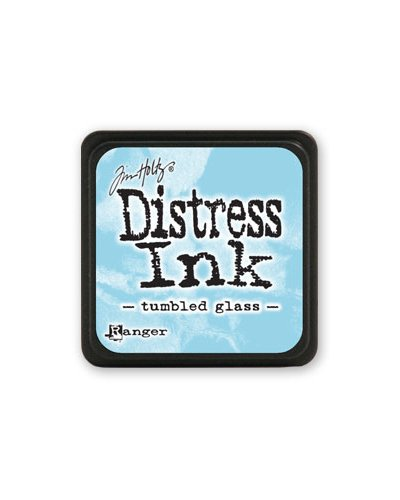 Tinta Mini Distress Tumbled Glass