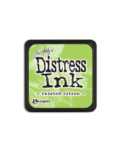 Tinta Mini Distress twisted Citron