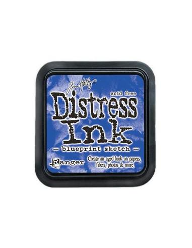 Tinta Distress Blueprint Sketch