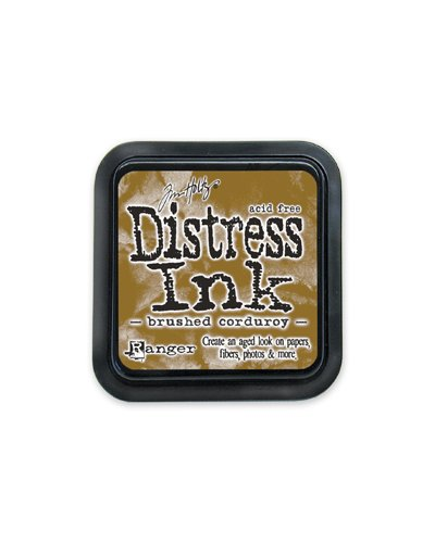 Tinta Distress Brushed Corduroy