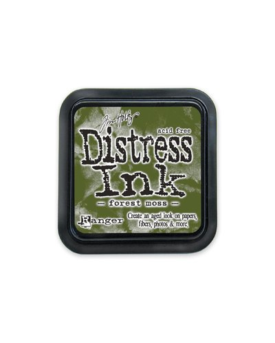 Tinta Distress Forest Moss