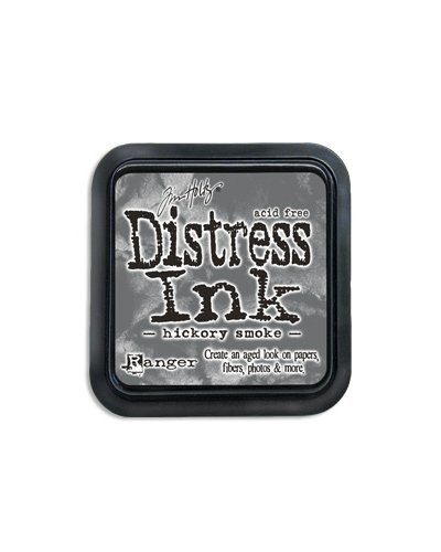 Tinta Distress Hickory Smoke
