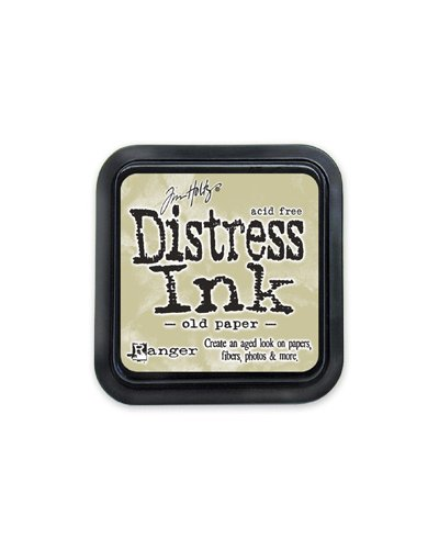 Tinta Distress Old Paper