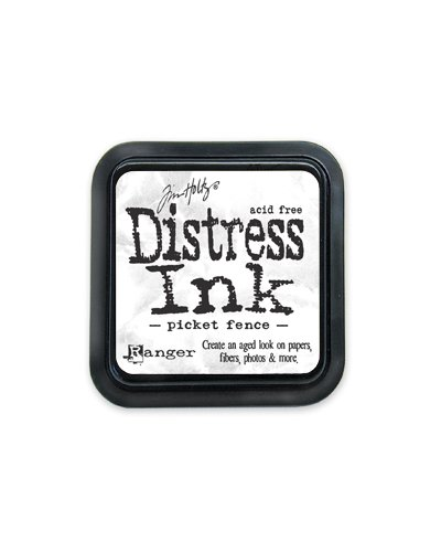 Tinta Distress Picket Fence