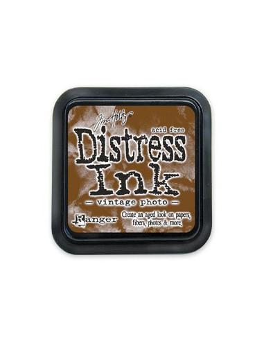 Tinta Distress Vintage Photo