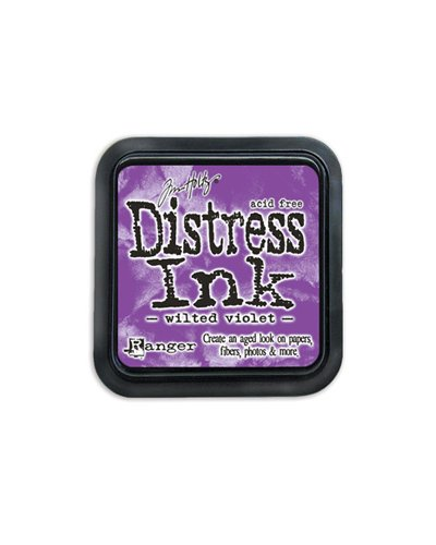 Tinta Distress wilted Violet