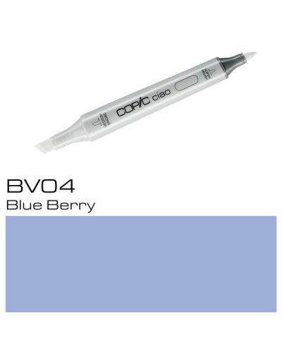 Copic CIAO BV04 Blue berry