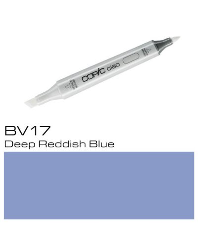 Copic CIAO BV17 Deep Reddish Blue