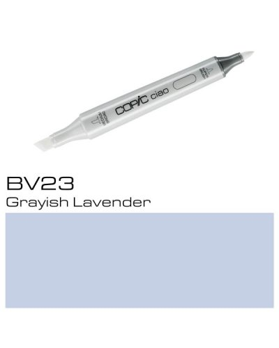 Copic CIAO BV23 Grayish Lavender