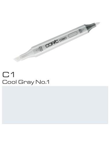 Copic CIAO C1 Cool Gray
