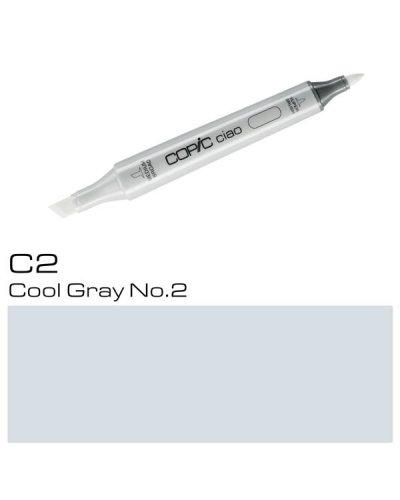 Copic CIAO C2 Cool Gray