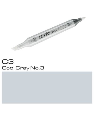 Copic CIAO C3 Cool Gray