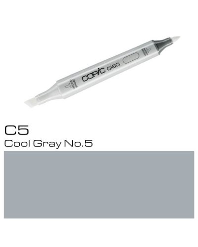 Copic CIAO C5 Cool Gray