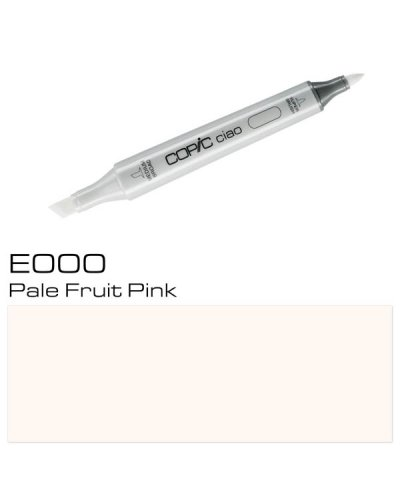 Copic CIAO E000 Pale Fruit Pink