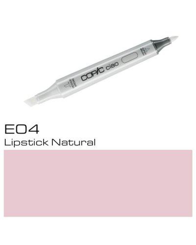 Copic CIAO E04 Lipstick Natural