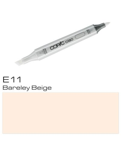 Copic CIAO E11 Bareley Beige