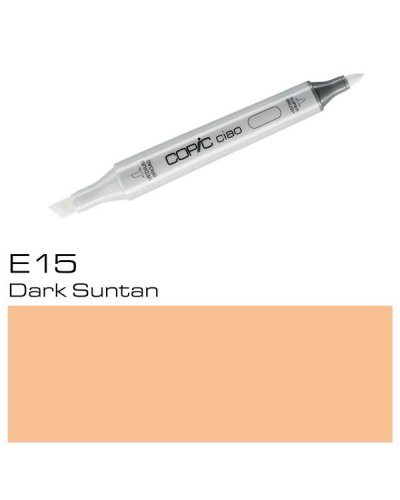 Copic CIAO E15 Dark Sultan