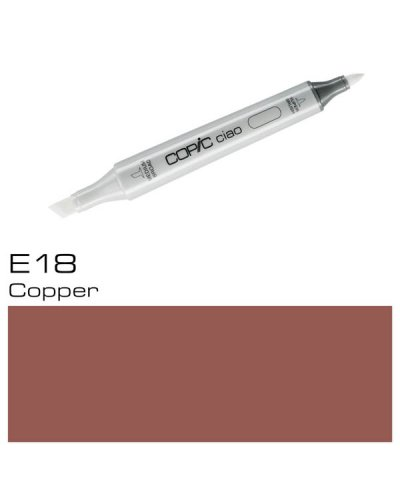 Copic CIAO E18 Cooper