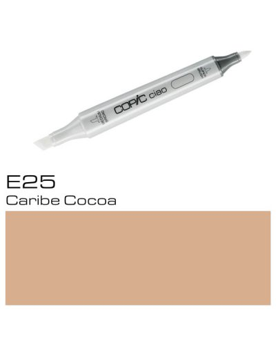 Copic CIAO E25 Caribe Cocoa