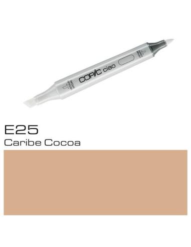 Copic CIAO E25 Caribe Cocoa