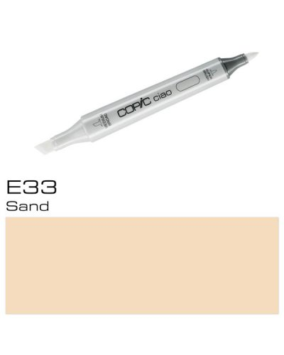Copic CIAO E33 Sand